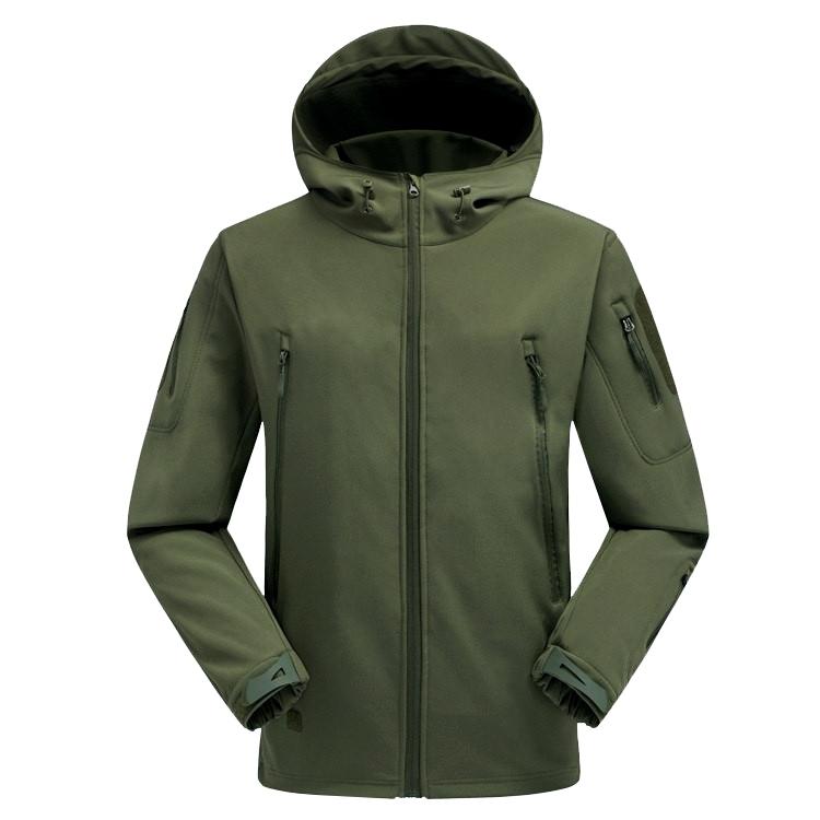 เสื้อแจ็คเก็ต สีเขียว