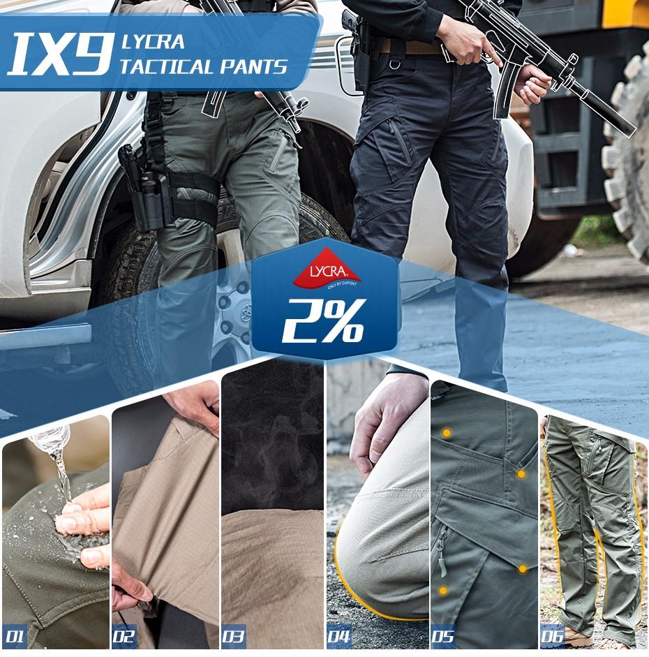 กางเกง SECTOR SEVEN รุ่น IX9-IX9C