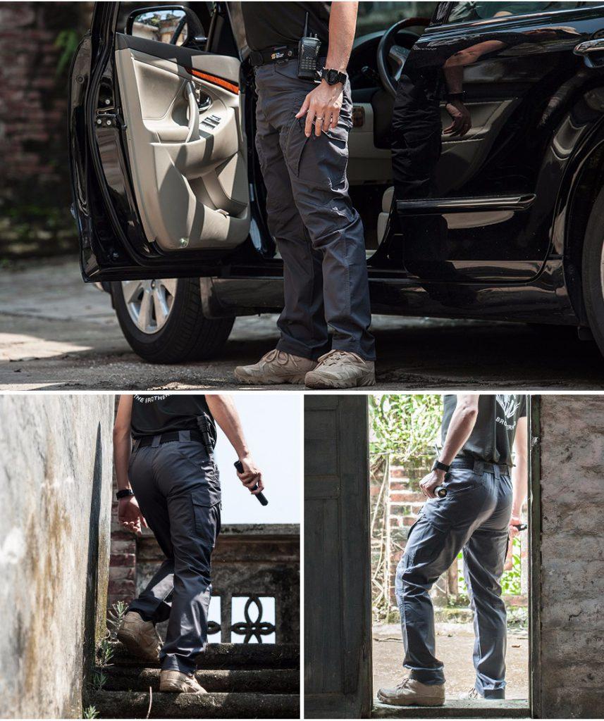 กางเกง sector ix9