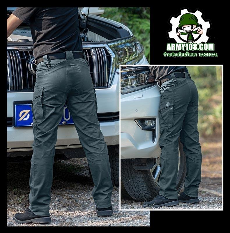 กางเกง tactical เดินป่า