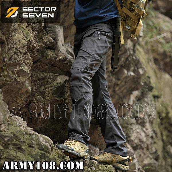 กางเกง sector seven