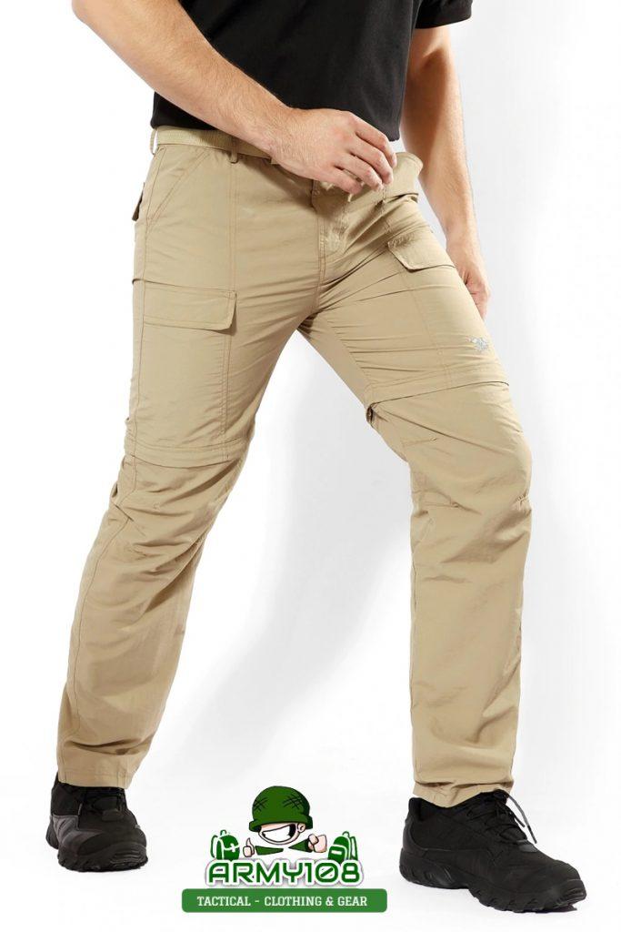 กางเกงผ้าร่ม PAVE HAWK รุ่น K9